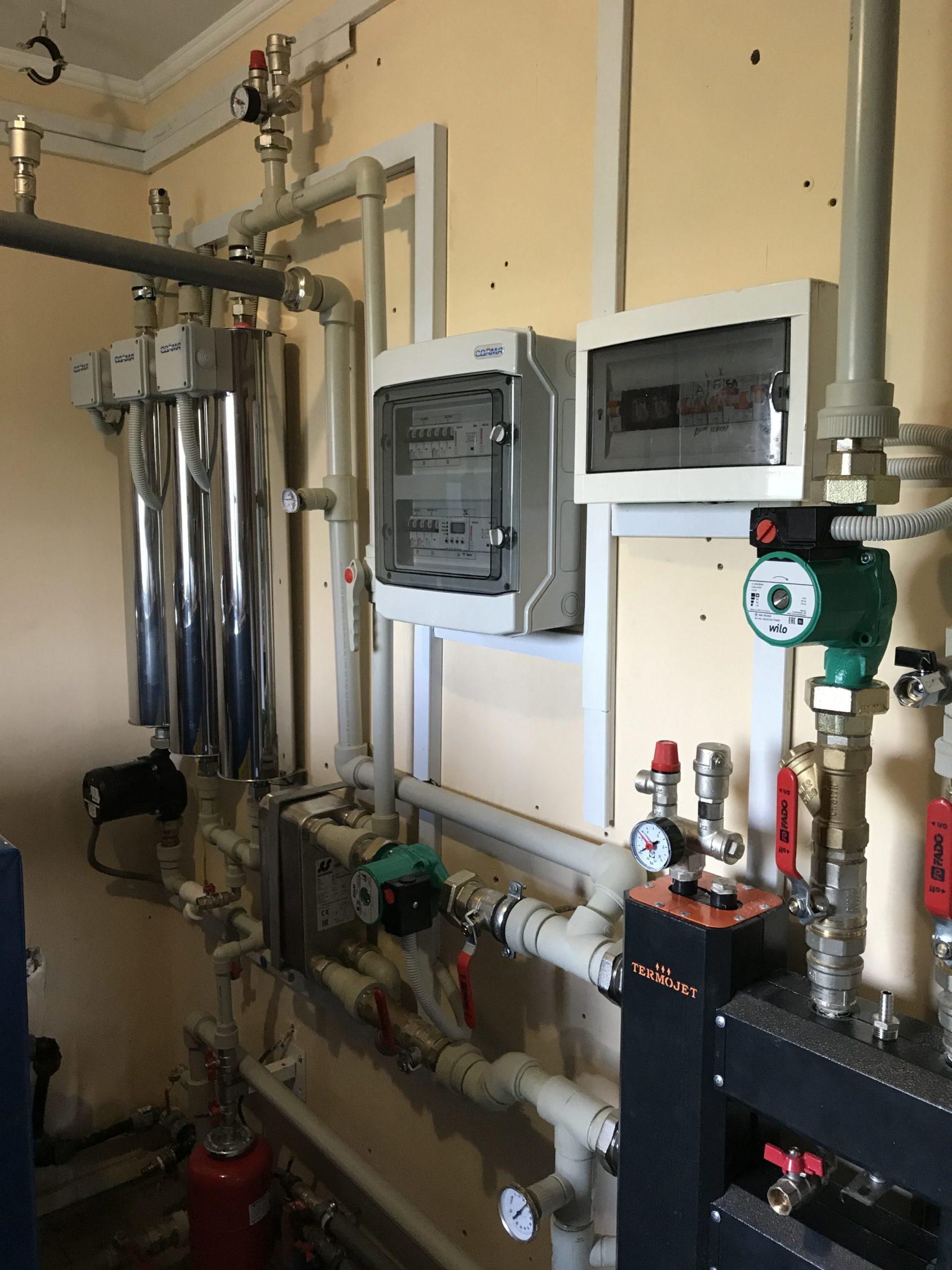 Электрокотел 36 кВт